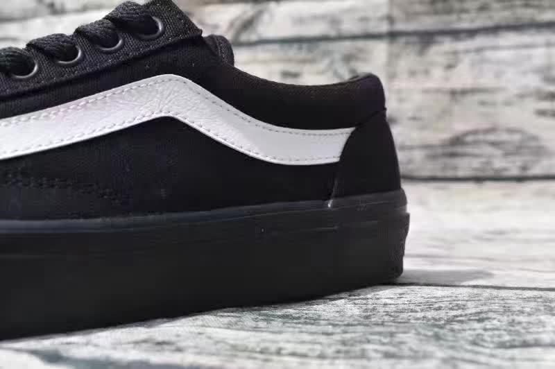 Taiwan Purchasing New Vans Old Skool Classic Black And White Men