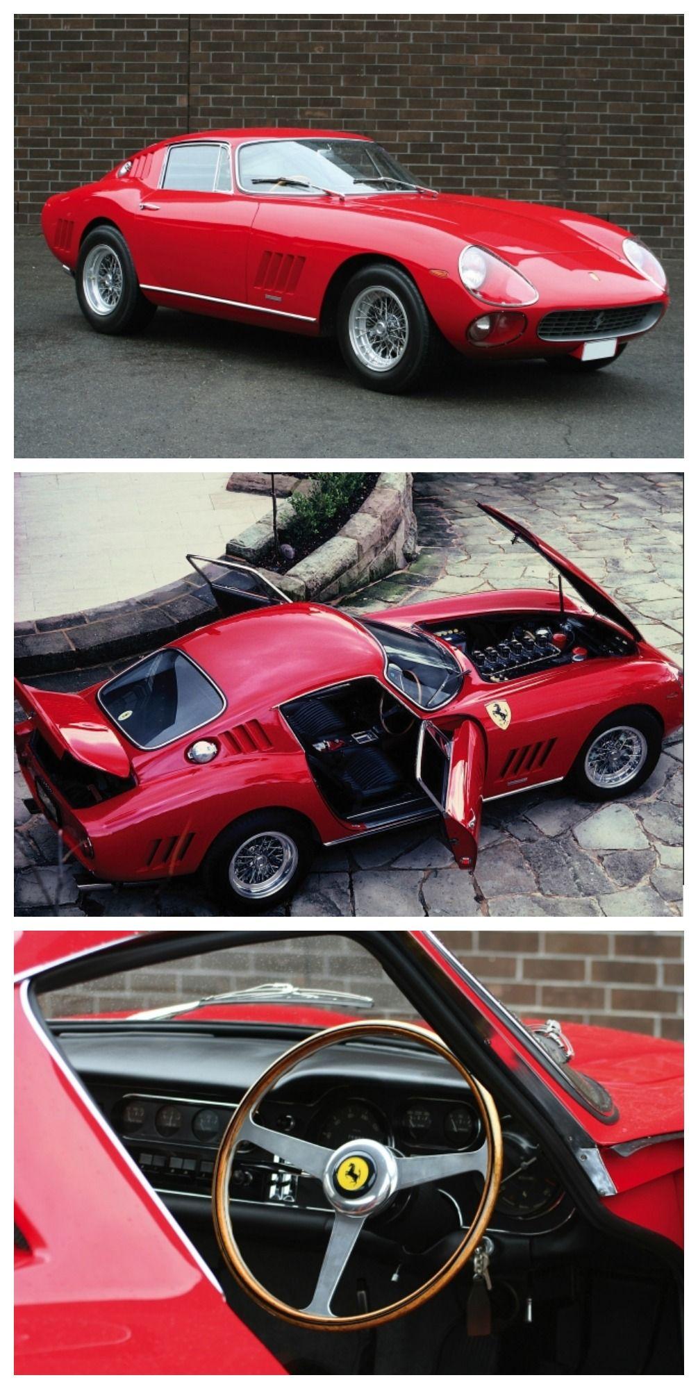 One Of A Kind 2 Million Dollar Ferrari 275 In Unbelievable Condition Throwbackthursday Ferrari Ferrari Car Classic Cars