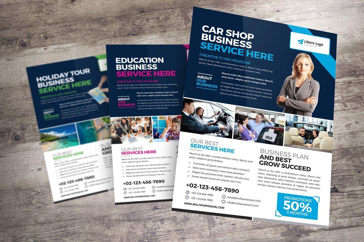 Flyer Design v3 Ad , spon,