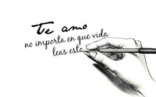 Amor........
