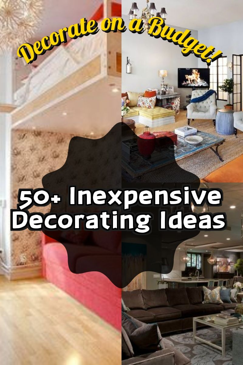 Save Money With These Cozy Rustic Home Decor Ideas From Furniture To Accents And Storage There Are Over A Hundred Projects Choose