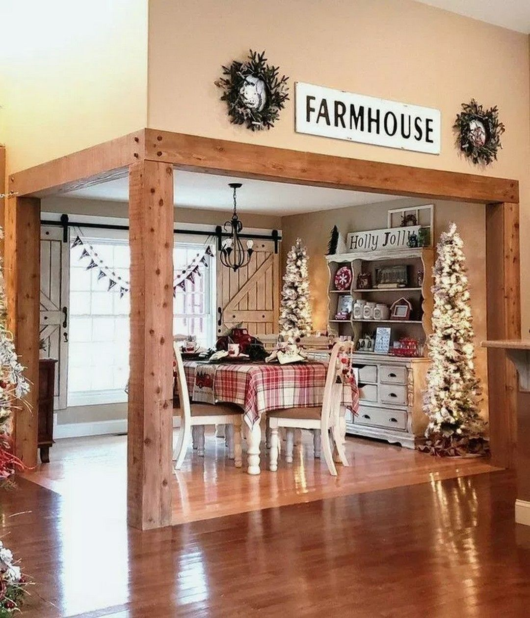 27 Awesome Industrial Farmhouse Design Ideas Home Remodeling Home Home Renovation