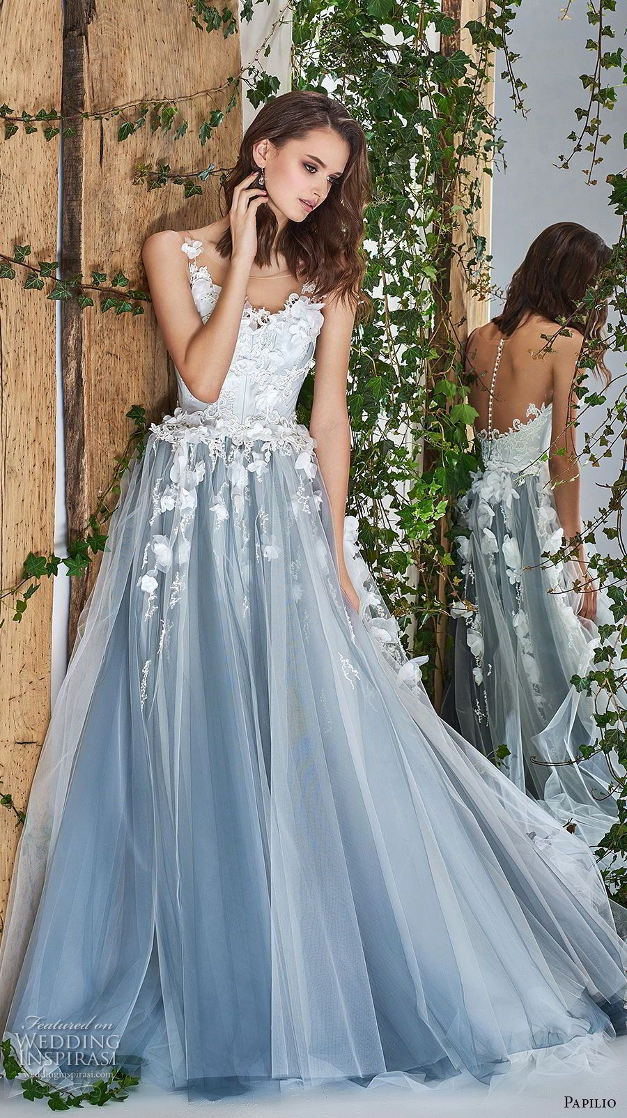 Papilio wedding dresses u ucwonderlandud bridal collection