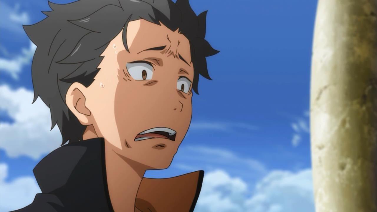 Subaru Natsuki Re Zero Anime Chibi Anime Icons