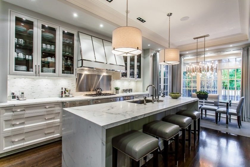 By Marwan Rizek, Cameo Kitchens Your dream kitchen will be the ...