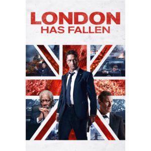 London Has Fallen by Babak Najafi