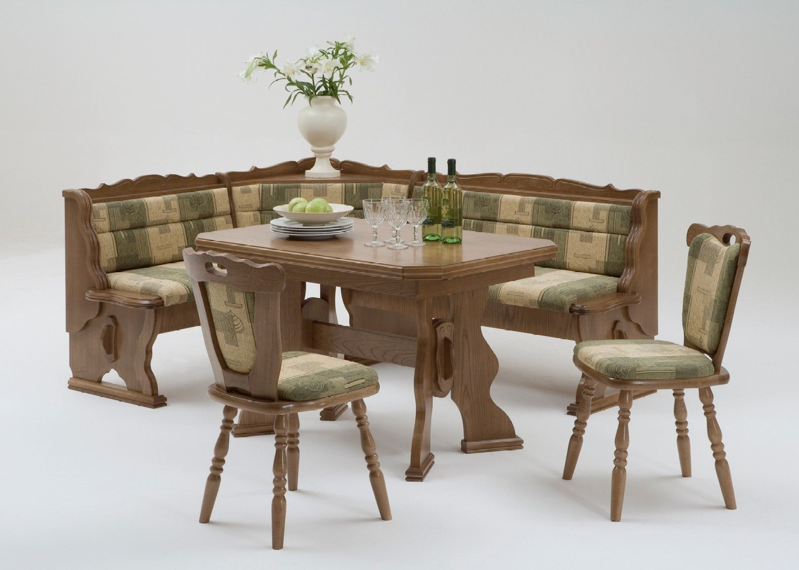 kitchen table and chairs set with booth wedding hire perth diy corner bench mara oak dining