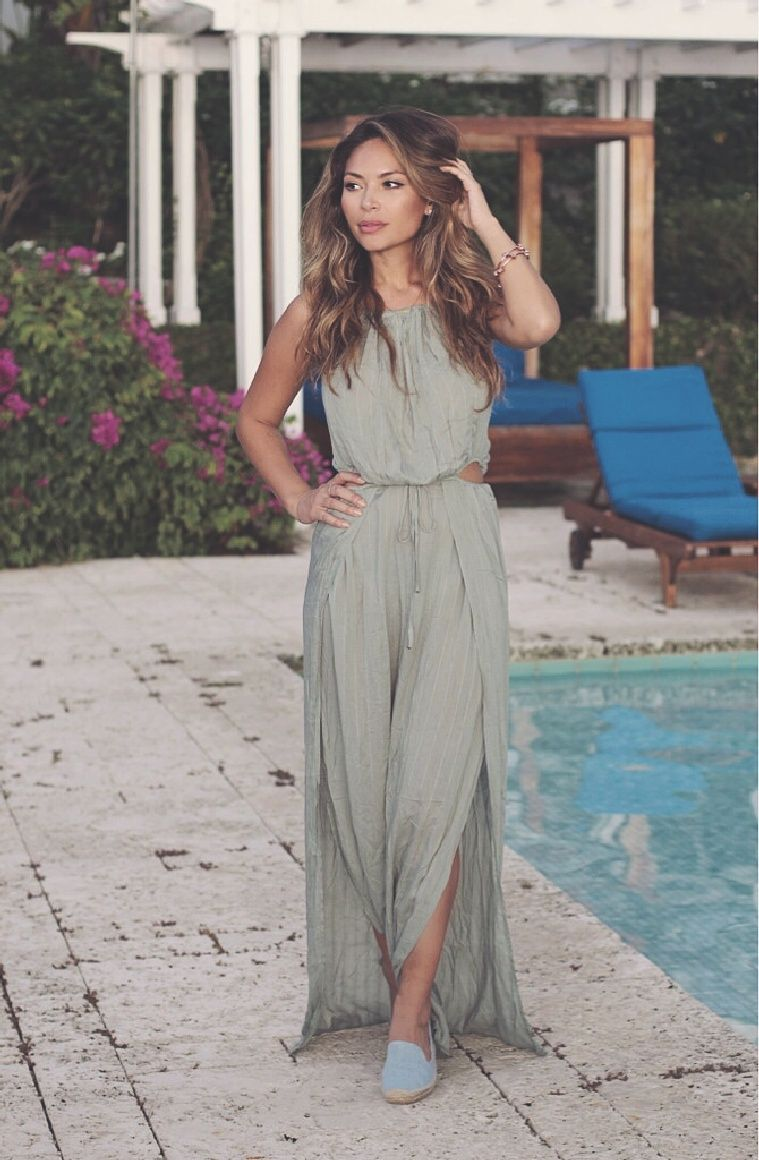 Style Diary In Montego Bay Jamaica Marianna Hewitt Blog Jamaica Outfits Midi Maxi Dress Fashion