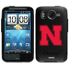 buy popular 9e138 6d2e9 Nebraska Otterbox Case HTC Inspire | Huskers | Mascot design, North ...