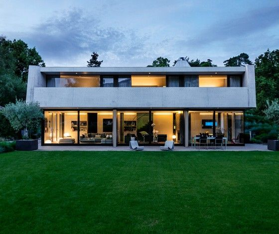 2LB House par Raphaël Nussbaumer Architectes Modern country houses