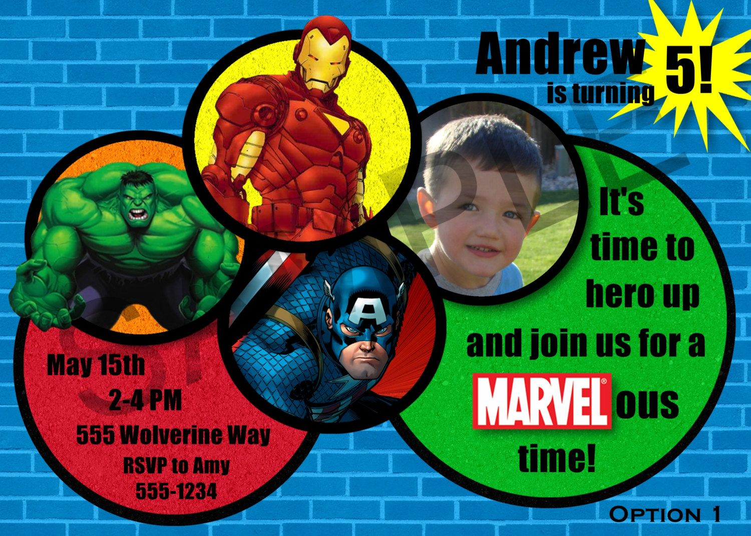 1000+ images about Avengers Invitations on Pinterest | Avengers ...