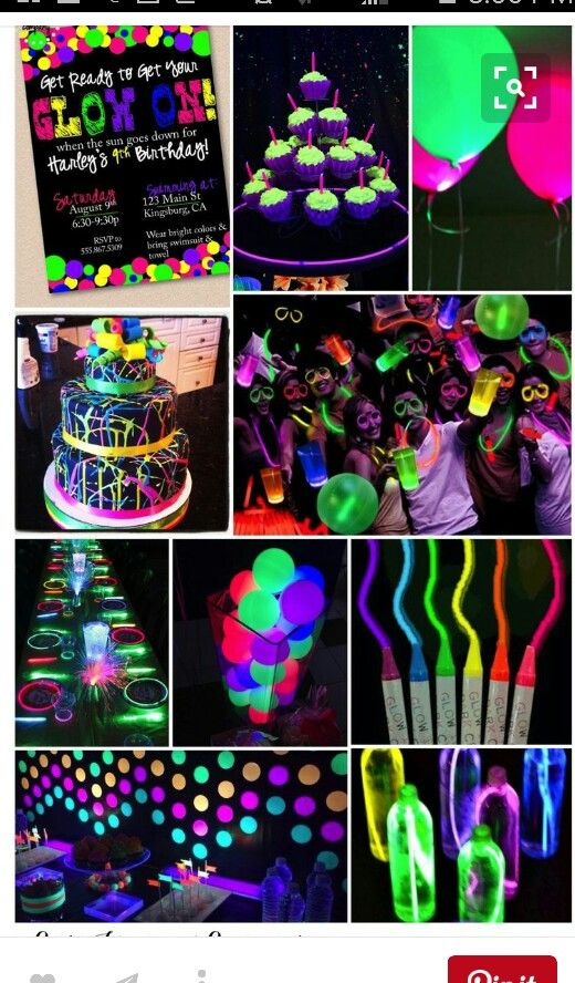 Pin by Amber Rials on Event Planning Pinterest Laser tag party