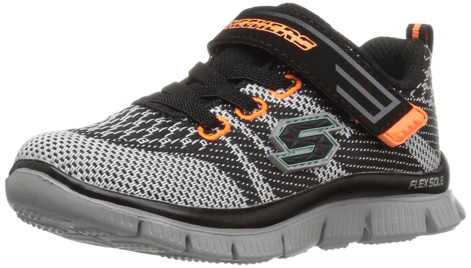 Skechers Hombre Mind Hombre' Flex Advantage Master Mind Hombre Running Zapatos, Negro 5fcd2a