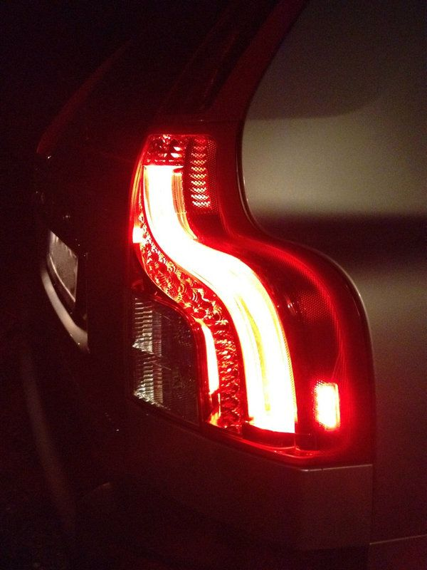 2013 Volvo Xc90 Tail Light Volvo Xc90 Volvo Tail Light