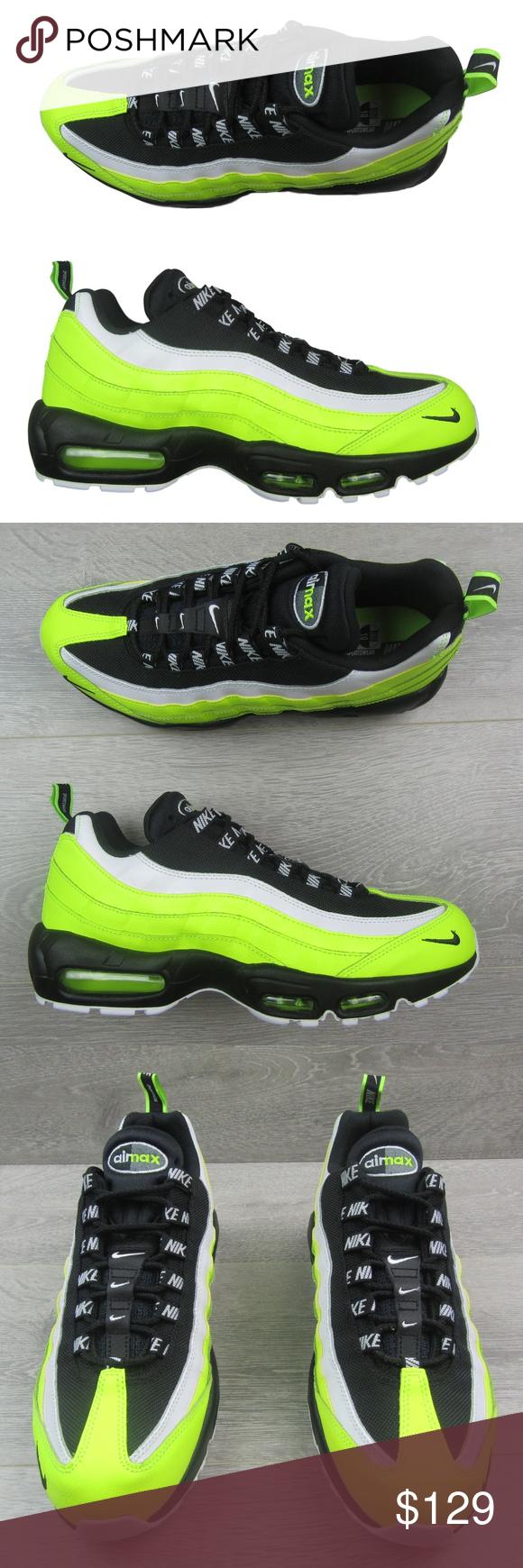 Nike Air Max 95 Premium Volt Glow Where To Buy 538416