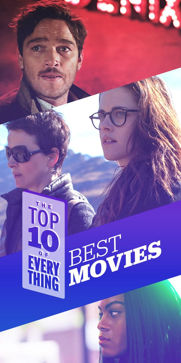 From 'Clouds of Sils Maria' to 'Iris,' these are the best movies of the year