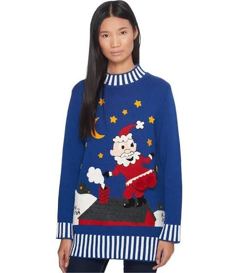 Whoopi Goldbergs Booty Shakin Holiday Sweater Zappos Holiday
