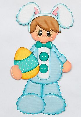 Paper-Piecing-Boy-Easter-Bunny-Costume-Easter-Premade-Scrapbook-Pages-Layouts