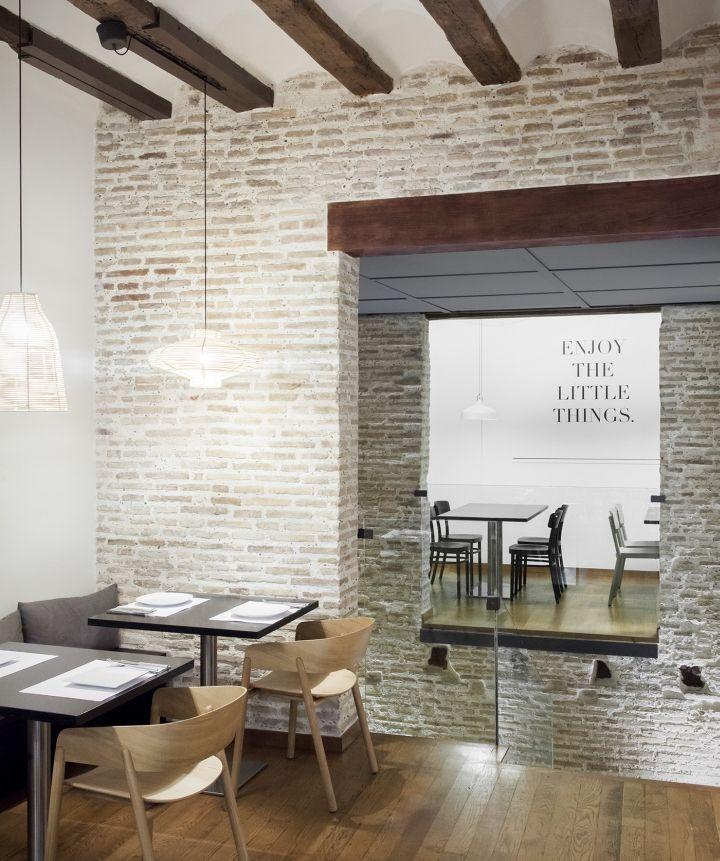Oslo restaurant in Valencia by Borja Garcia Studio