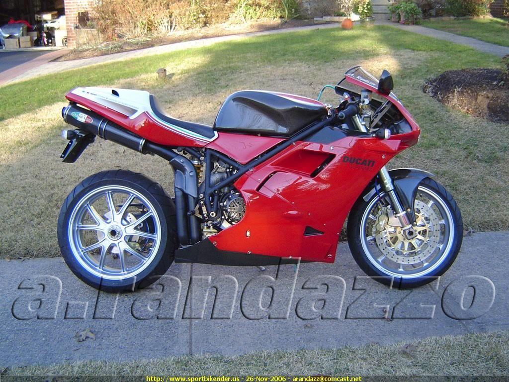 1999 Ducati 748 Ducati 748 Ducati
