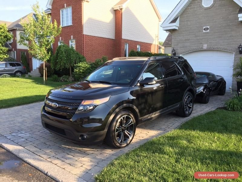 Car for Sale 2015 Ford Explorer Sport