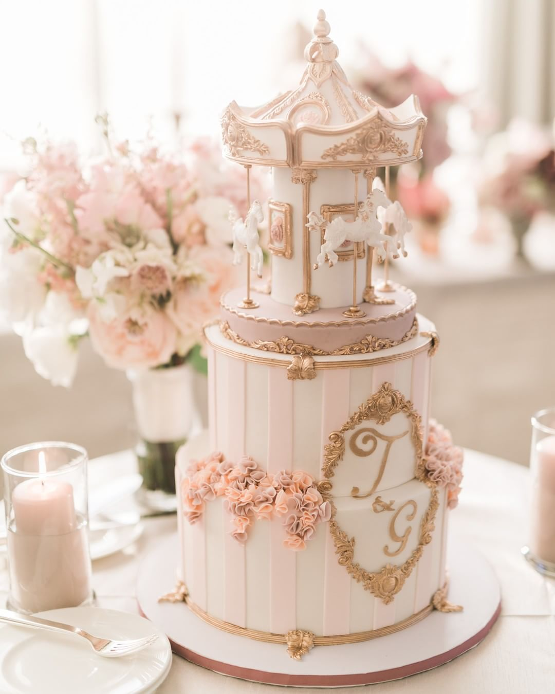 If We Remarry, Can We Get A Cake Like This? It Is SO