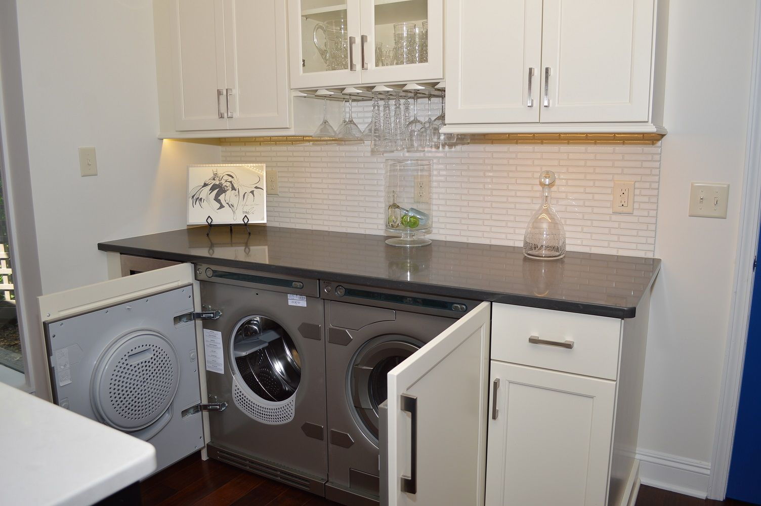 Under Counter Washer And Dryer Works