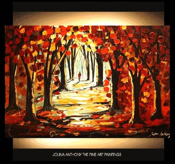 original impasto one of a kind oil painting from by jolinaanthony