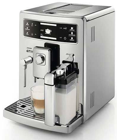 Best Coffee Machine EVER Has A Fingerprint Scanner So Makes The. high end  ...