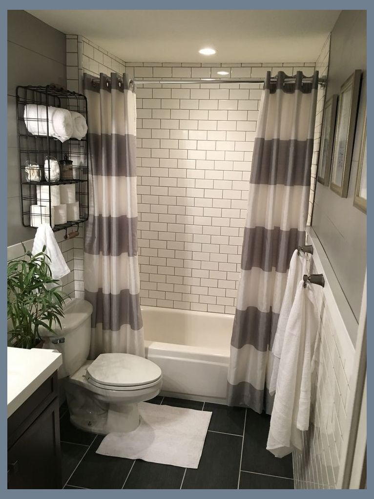 57 Spectacular Farmhouse Bathroom Decor Ideas 10 Bathroom Remodel Diy Bathroom Remodel De Simple Bathroom Bathroom Decor Small Bathroom Remodel