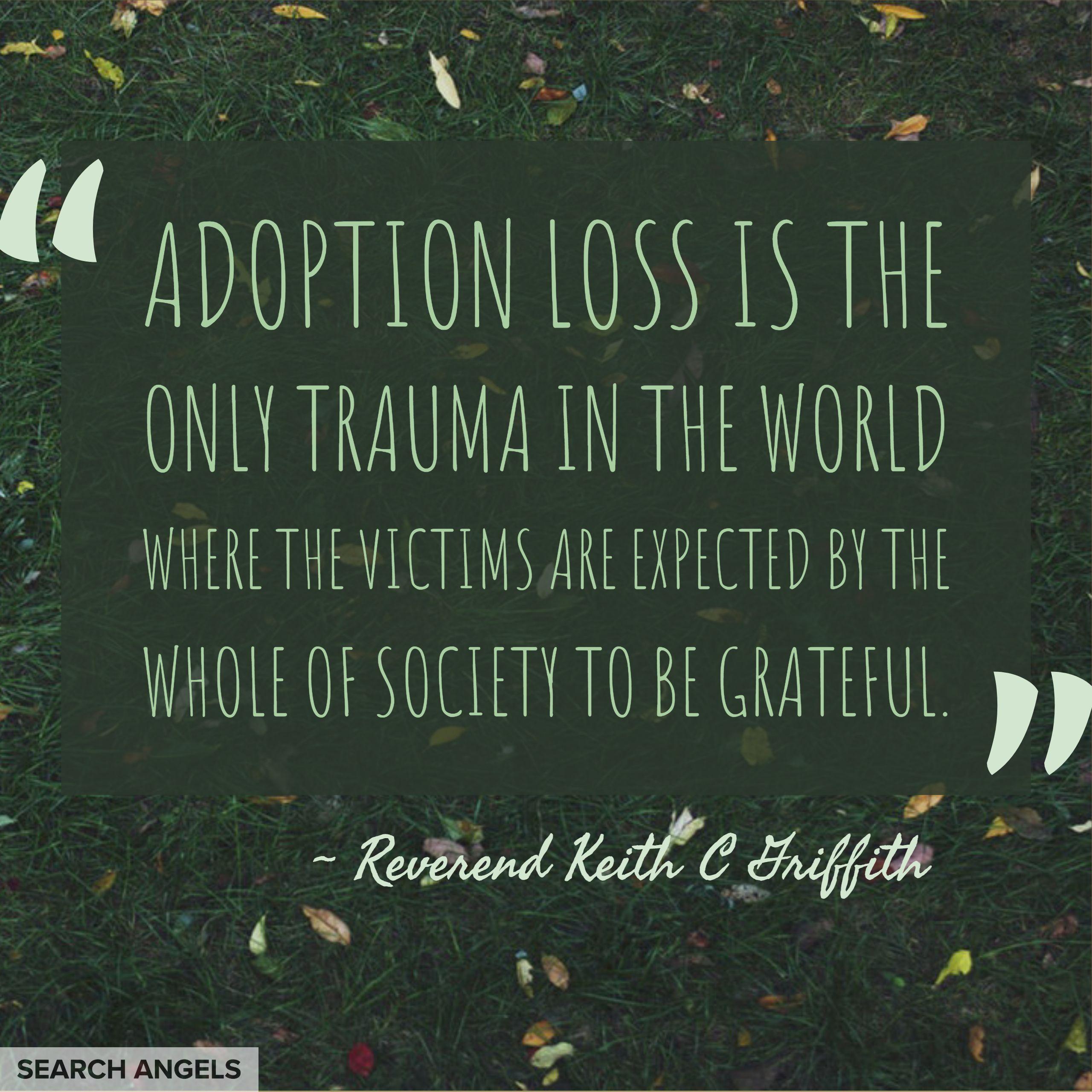 Adoption Loss