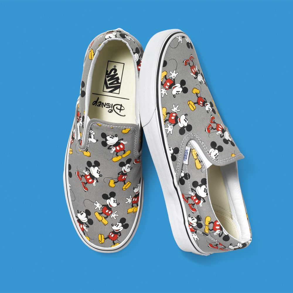 474f90818d5 The Disney and Vans Young at Heart Collection is Now Available ...