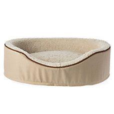 Top Paw Orthopedic Memory Foam Cuddler Dog Bed Dog Beds Petsmart In 40 X 24 Dog Bed Dog Furniture Puppy Beds