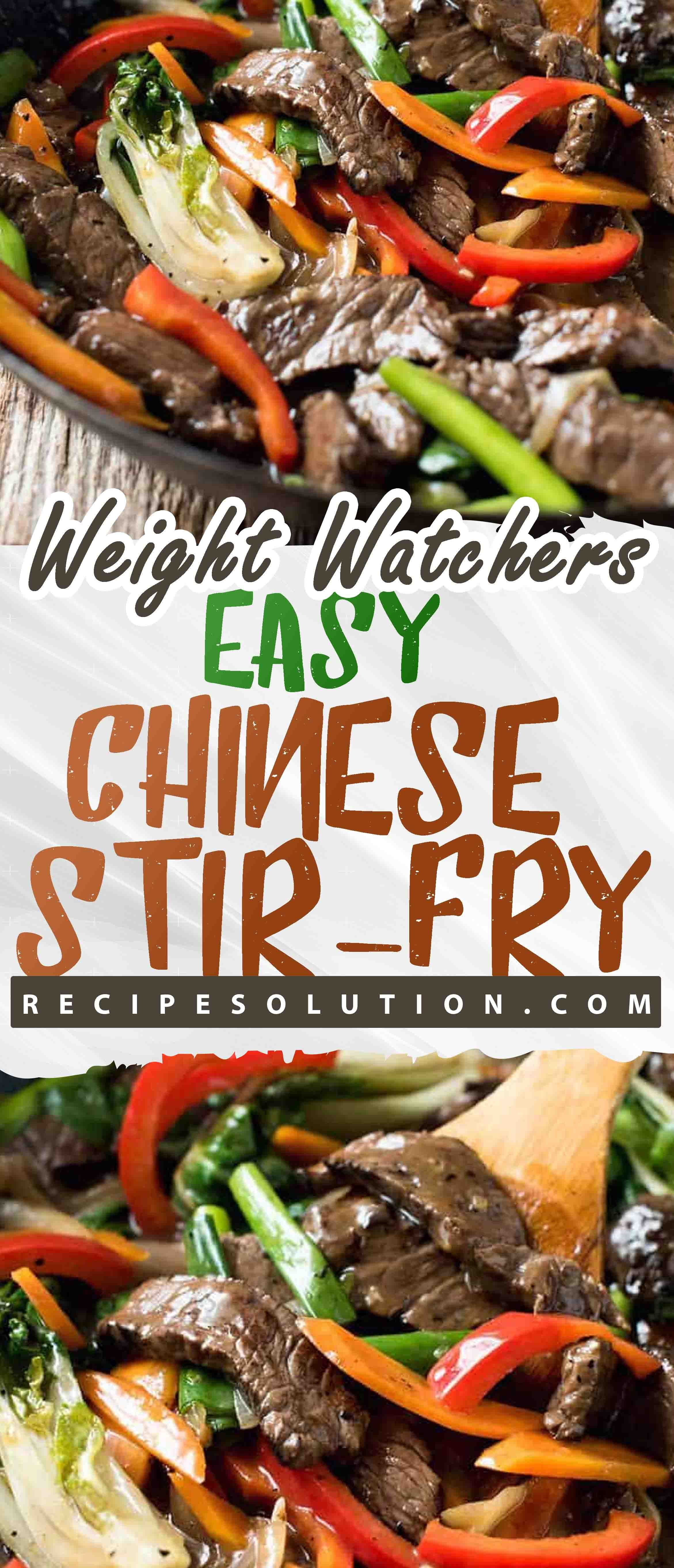 Photo of Easy Chinese Stir-Fry   loss MEALS