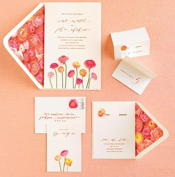See The Blooming Invitation Suite In Our Clip Art And Templates Gallery Find This Pin More On Spring Wedding Ideas