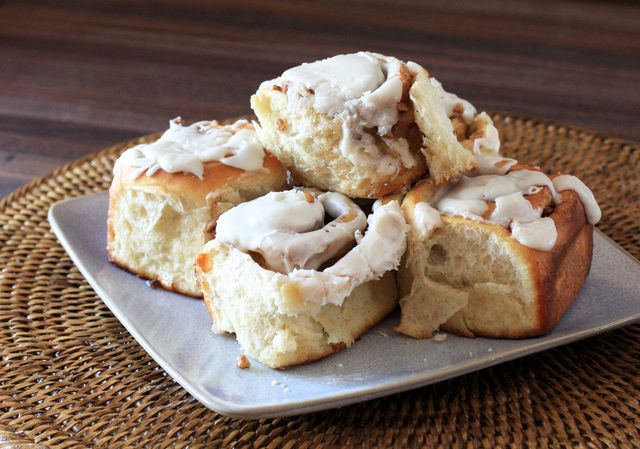 Perfect Homemade Cinnamon Buns for Your Bread Machine: Bread Machine Cinnamon Buns