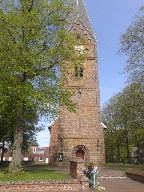Hervormde kerk, Haren.
