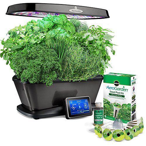 Aerogarden Bounty Elite Wi Fi With Gourmet Herb Seed Pod 640 x 480