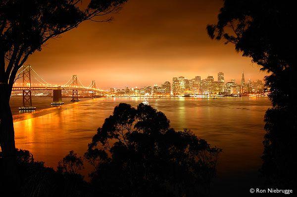#sanfrancisco Now that is the most beautiful photo of the bridge / city I have ever seen !