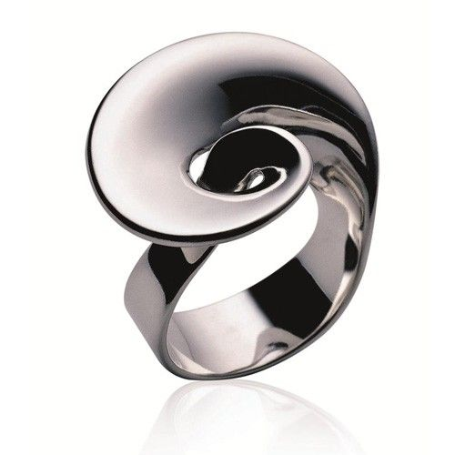 Georg Jensen Silver Ring - Continuity
