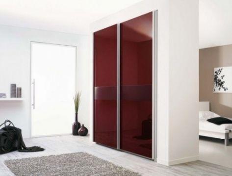 Cool And Modern Wardrobe: 59+ Ideas http://freshouz.com/stuart-cool-and-modern-wardrobe-with-refined-door-design/
