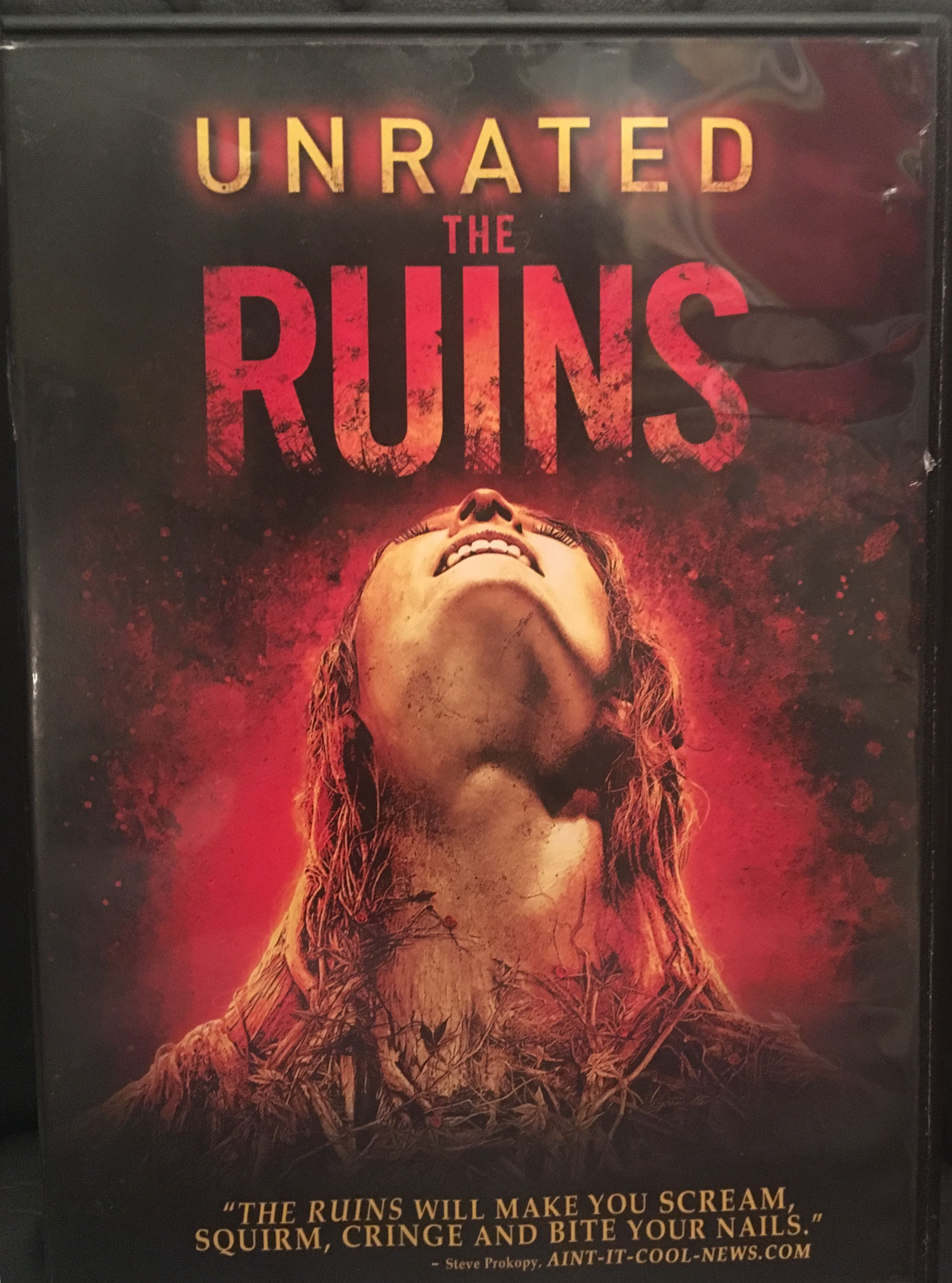 The Ruins Horror Horrormovies Horrorart Filmes E Series