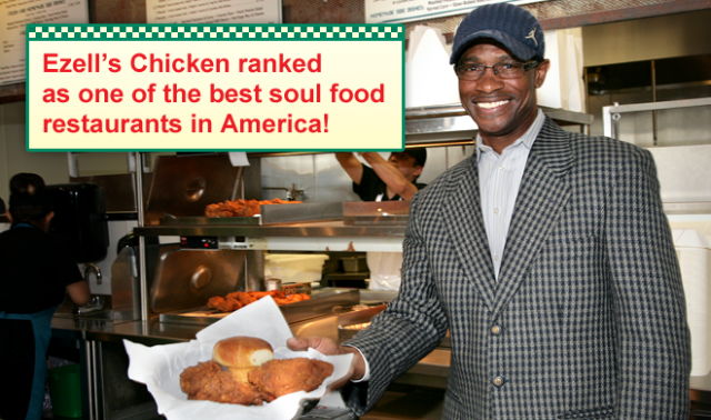 Soul Food Restaurant 55th And State