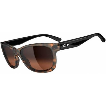 5f77cd6d03 Oakley Forehand Sunglasses - Women s Tortoise Dark Brown Gradient ...