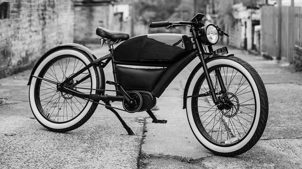 Kahns Electric Flying Huntsman Bicycle Will Cost You Just Over $5k