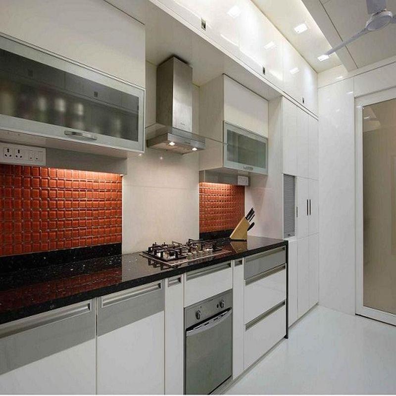 Modular kitchen designs with price list with metal kitchen ...