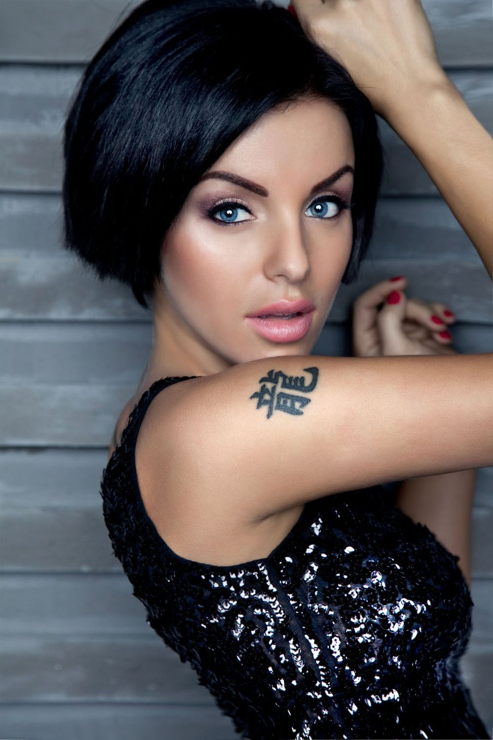 cleavage Is a cute Julia Volkova naked photo 2017
