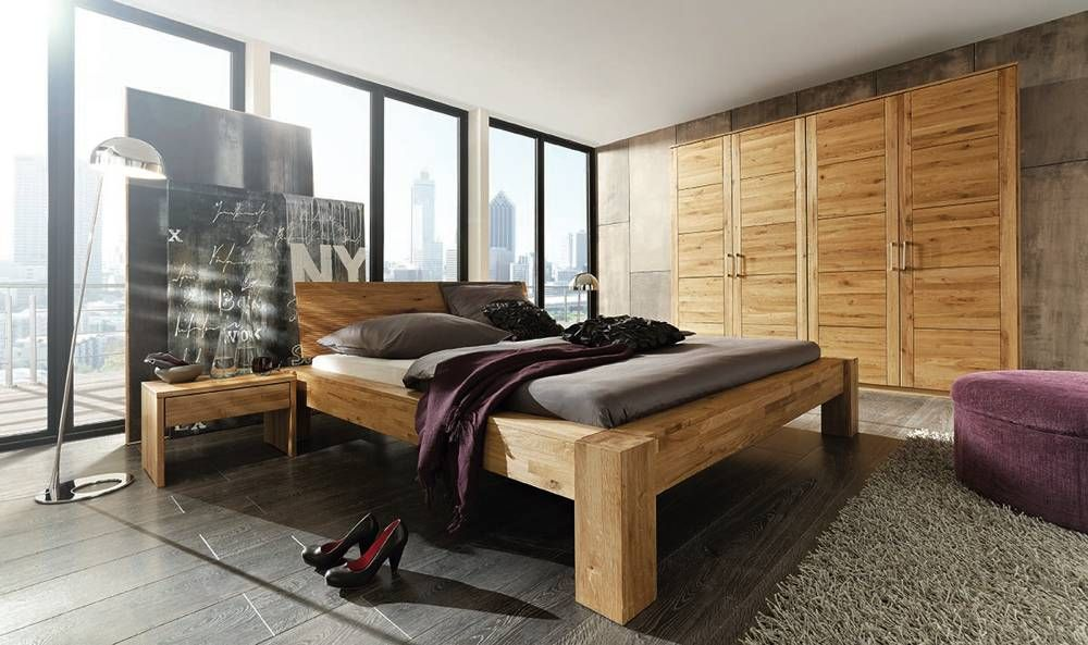 Tolle massivholz schlafzimmer komplett Deutsche Deko Pinterest
