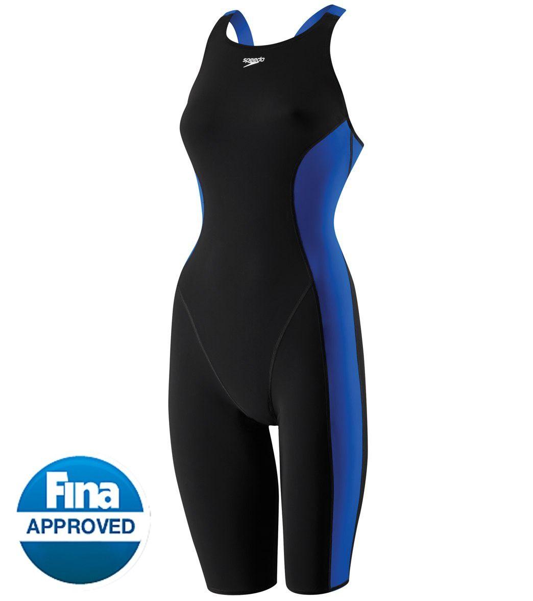 Speedo LZR Racer Elite 2 Comfort Strap Kneeskin Tech Suit