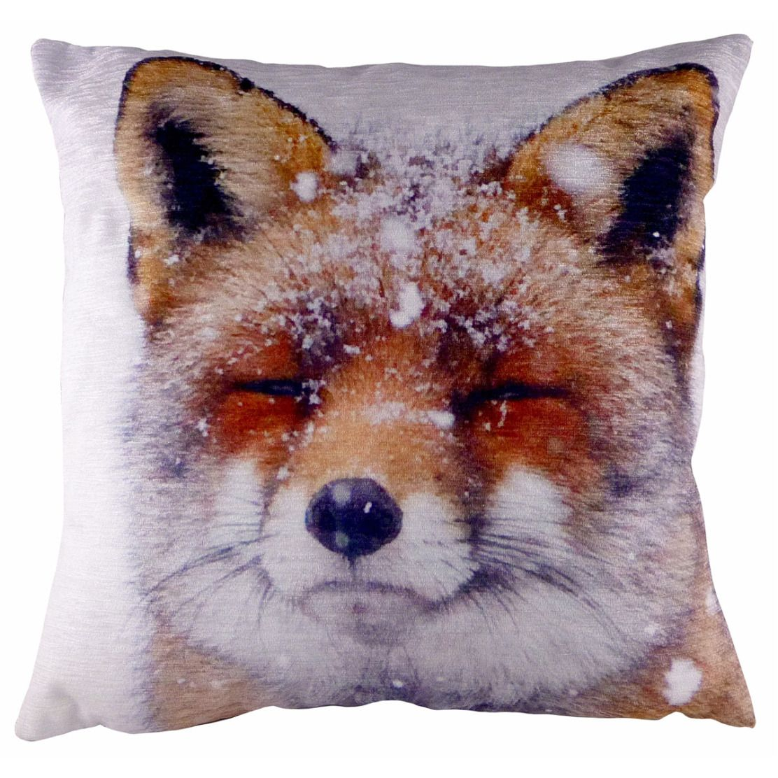 Winter Coziness: Cotswold Trading animal pillows | Basil Green Pencil